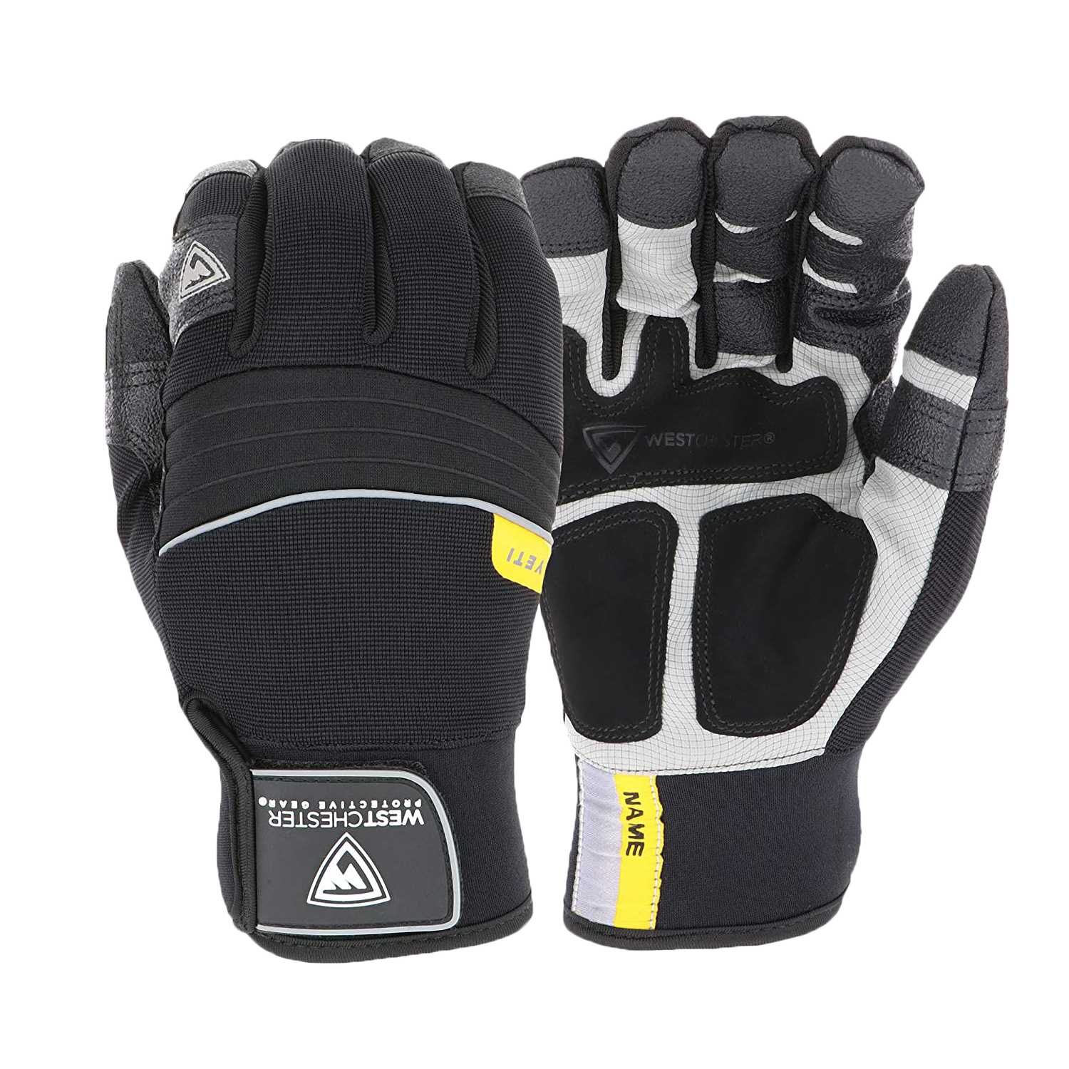 West Chester Yeti Waterproof Winter Gloves - Top Choice