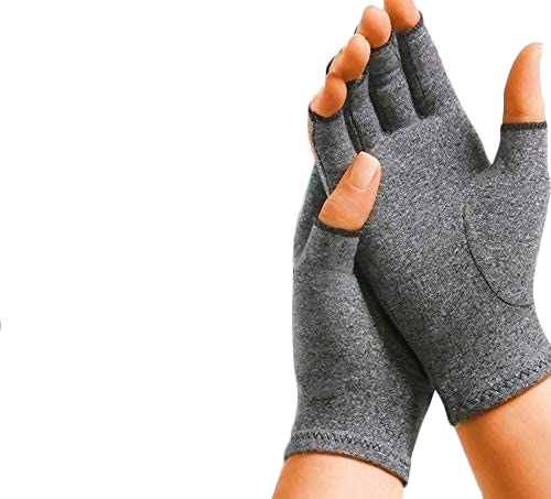 Comfy Brace Hand Compression Gloves - Great Balance Between Wrist Support and Gaming